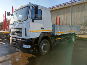 Бортовая машина МАЗ-533603-220 — 6 метров