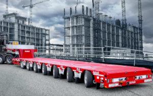 Трал 60-90 тонн