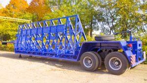Панелевоз Scania P360 12.3 м