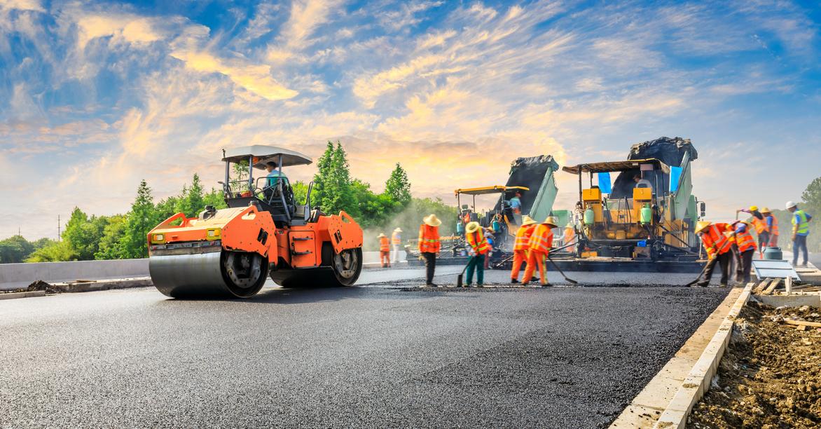 Аренда дорожной техники